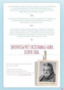 Experteninterview mit Erziehungs-Guru Jesper Juul.